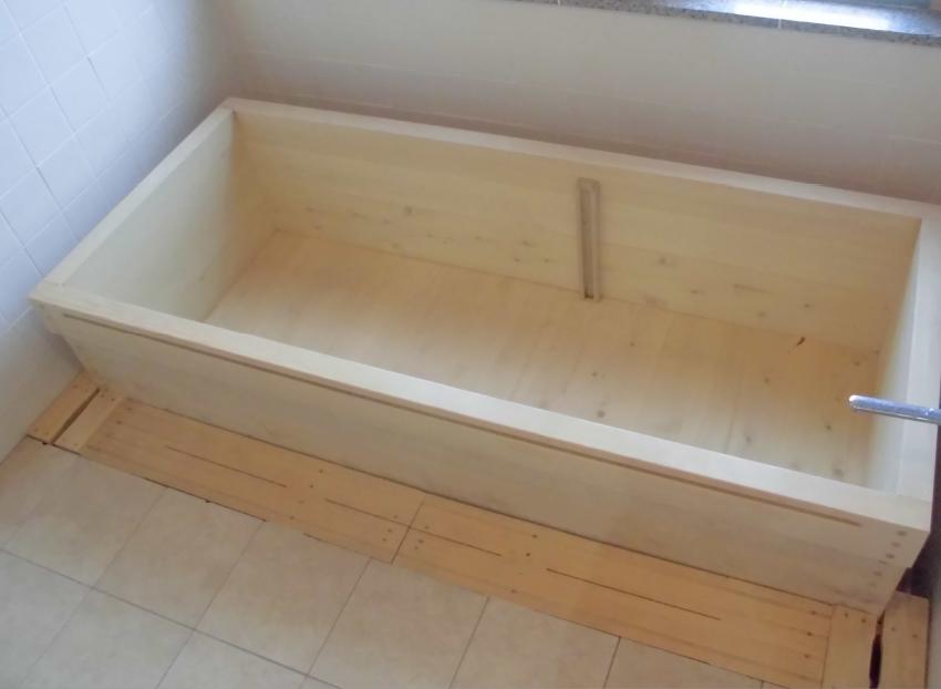 ひのき浴槽 TMT-2604-H-S