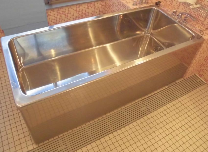 ステンレス浴槽 TMT-2604-S-S